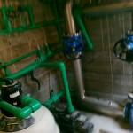 hidraulička oprema i instalacije fontane